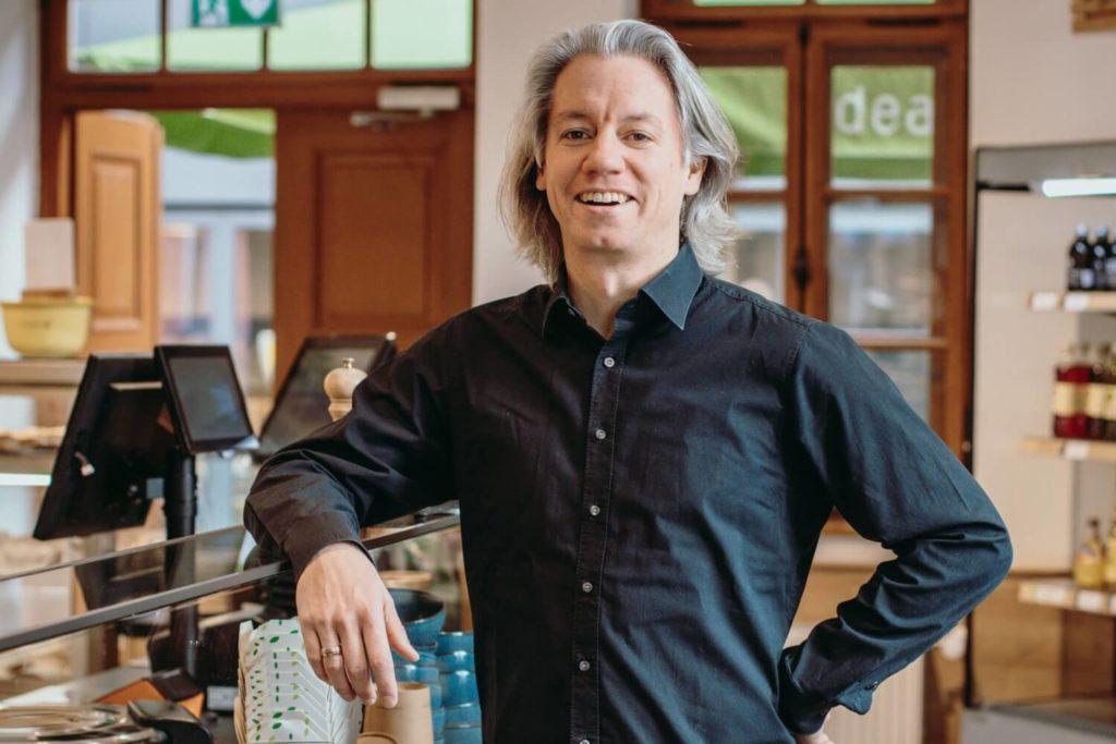 Matthias Much-Hufsky - Geschäftsführer Gastro-MIS