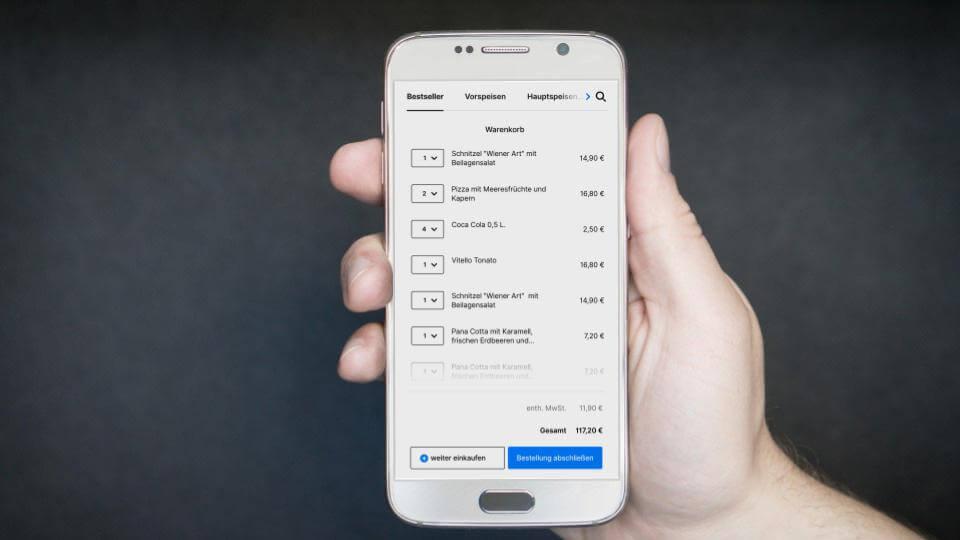 AmadeusGo mobil aus Endkundensicht