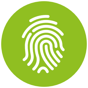 Login per Fingerabdruck