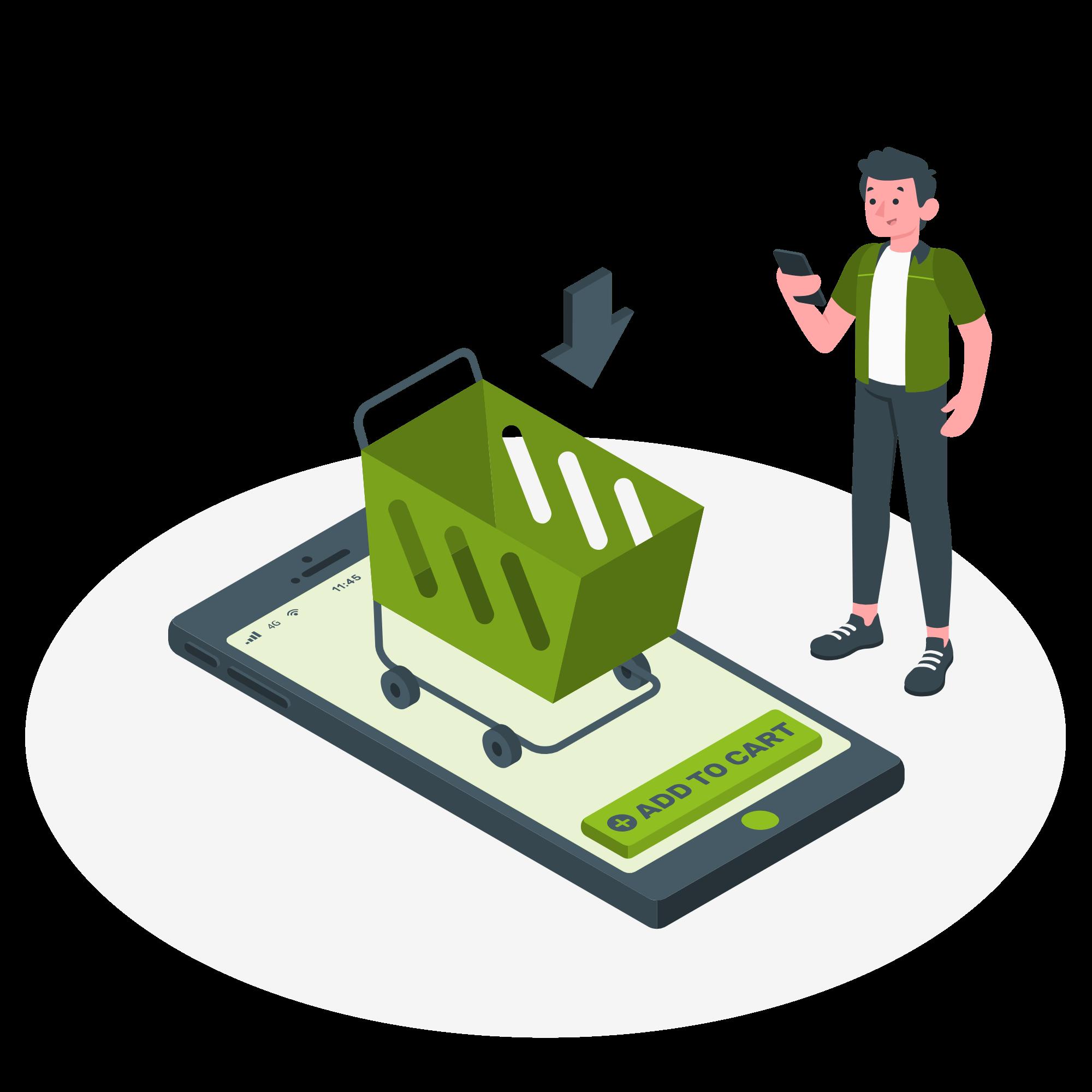 AmadeusGo - automatisch zum Webshop