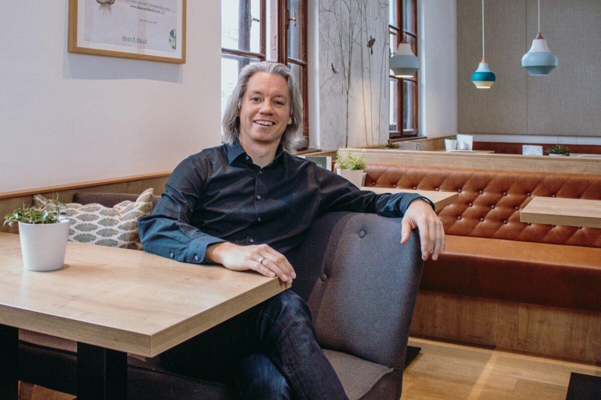Amadeus Geschäftsführer Matthias Much-Hufsky