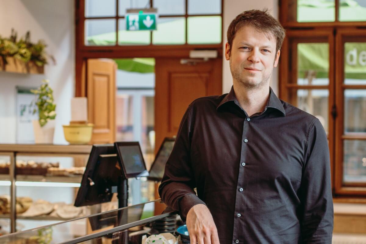 Amadeus Geschäftsführer Dr. Mirco Till