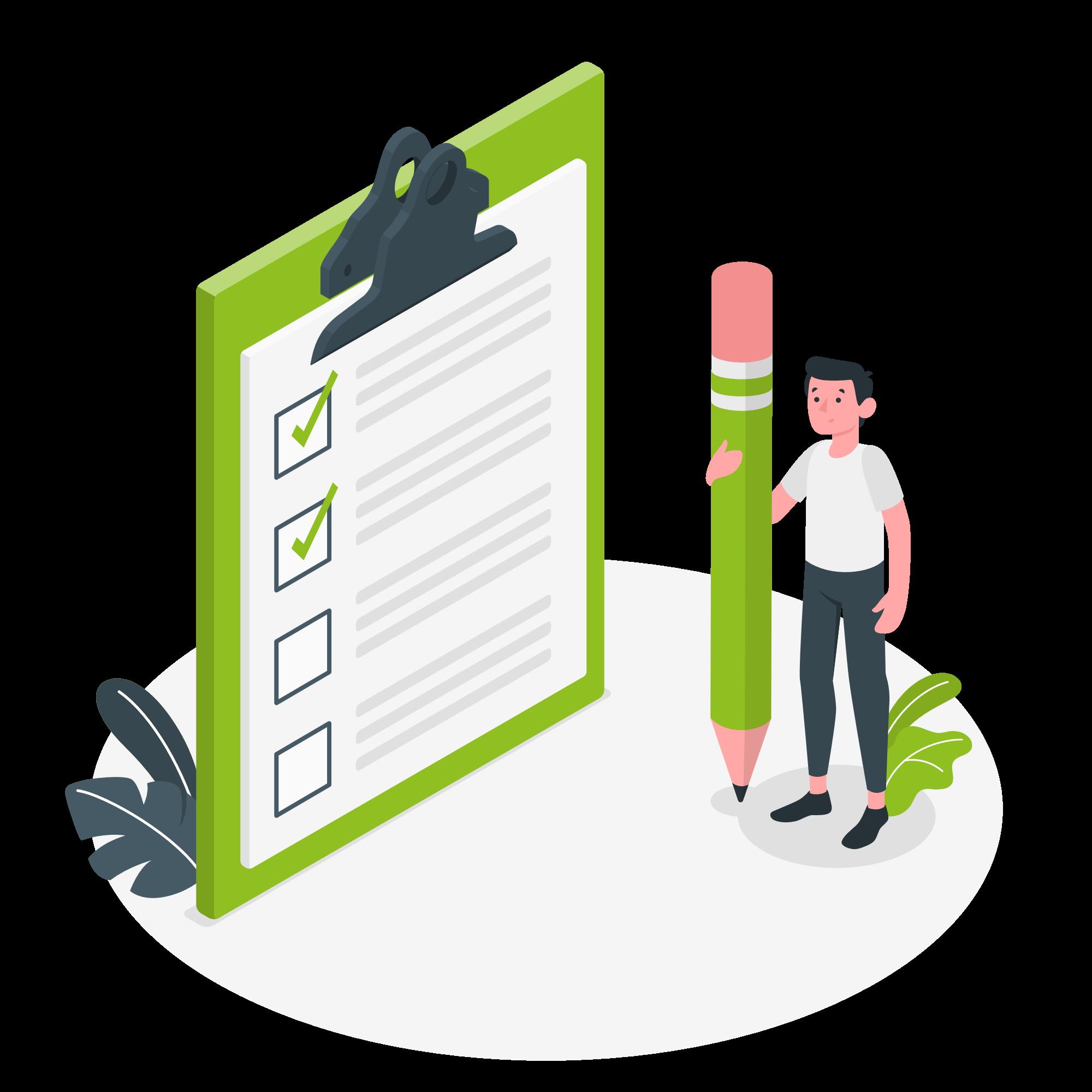Checkliste zur Wiedereröffnung